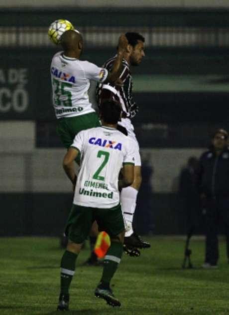 Chapecoense tem cinco pênaltis no Brasileiro