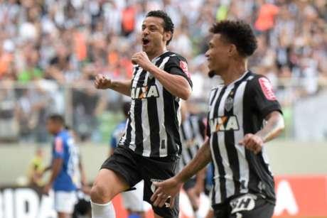 Atlético MG tem três pênaltis no Brasileiro