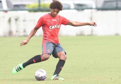 Arão sonha com a Seleção Brasileira (foto:Paulo Sergio)