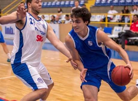 Leonardo Demétrio vai tentar uma vaga na NBA