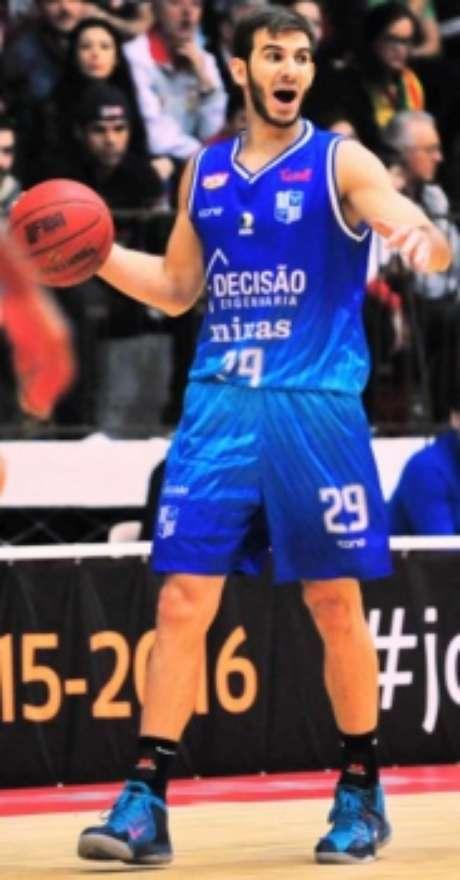 Danilo Fuzaro vai tentar uma vaga na NBA