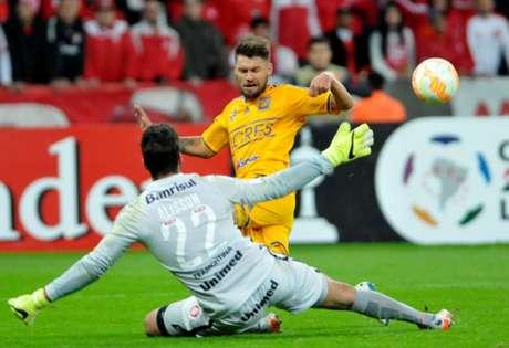 Rafael Sóbis é o novo atacante do Cruzeiro (Foto: Ricardo Rimoli)