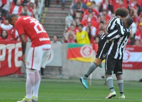 Resultado de imagem para Internacional x Botafogo