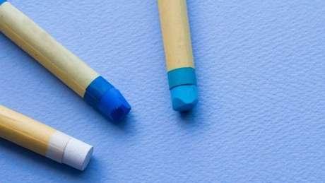 Especialistas garantem que o novo azul não desbota com o tempo