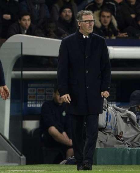O francês foi demitido do PSG