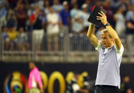 Klinsmann é técnico dos EUA desde 2011