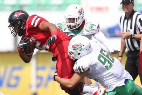 RONDA 1: Canadá 30-16 México