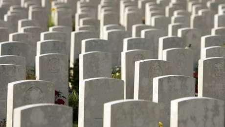 Mais de um milhão de soldados morreram nos 141 dias de batalha