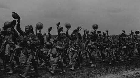 Corpo de voluntários era repleto de soldados vindos da mesma cidade