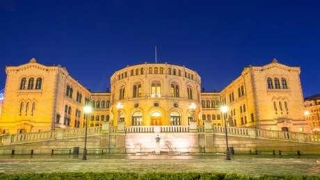 Em 1814, a Noruega já tinha seu próprio Parlamento