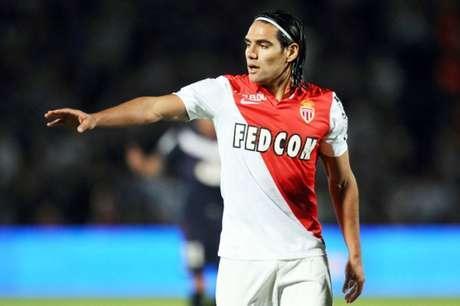 Falcao Garcia - Monaco (Foto: Nicolas Tucat/ AFP)