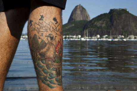 Mais uma no mesmo estilo, mas essa ainda tem a bandeira do Flamengo para ilustrar a torcida rubro-negra