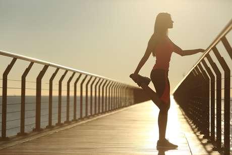 Pratique exercícios regularmente; eles trazem benefícios à saúde