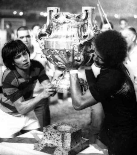 Reyes, a raça da defesa rubro-negra e campeão carioca de 1972