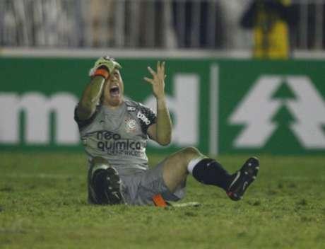 11º Julio Cesar fez 141 jogos pelo Corinthians