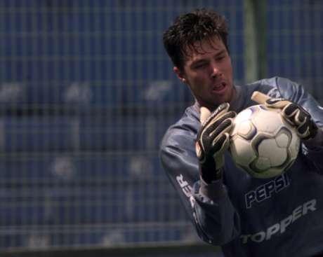 18º Doni fez 102 jogos pelo Corinthians