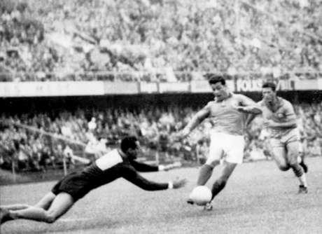 2º Gilmar fez 395 jogos pelo Corinthians