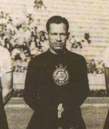4º Bino fez 236 jogos pelo Corinthians