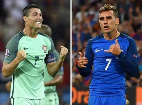 Pepe recuperado para jogar final do Euro 2016