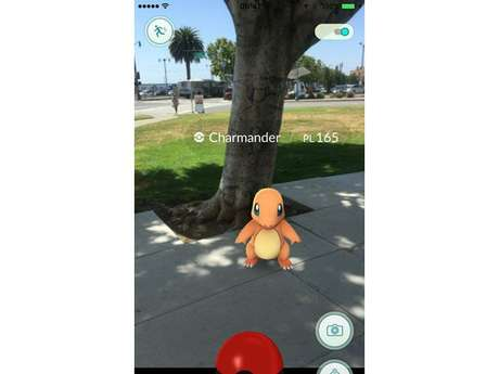 """""""Pokémon Go"""" ainda não foi lançado oficialmente no Brasil"""