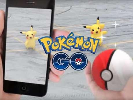 """<p>""""Pokémon Go"""" é mais usado que o Facebook</p>"""