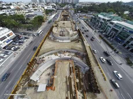 Para a Coordenadora do COI, obras no Rio de Janeiro ficarão prontas no prazo (Foto: GERJ)