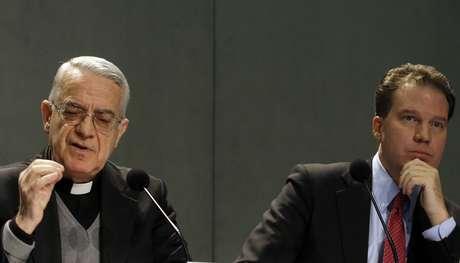 Papa designa nuevo vocero tras renuncia de Federico Lombardi