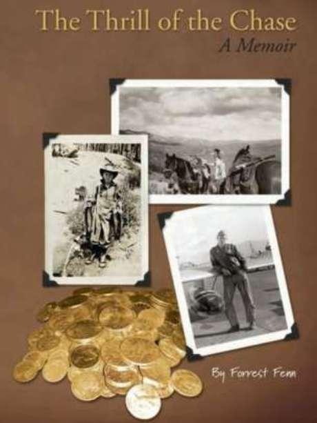 Livro de Fenn é um sucesso de vendas no Novo México