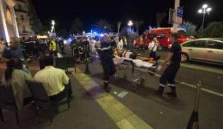 Ataque em Nice deixa ao menos 80 mortos