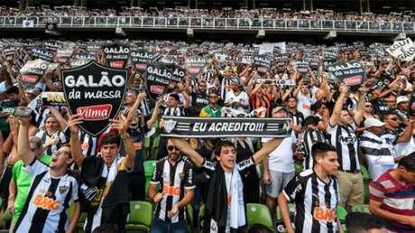 Atlético-MG é o oitavo