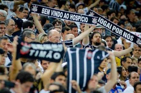 Corinthians lidera o Torcedômetro