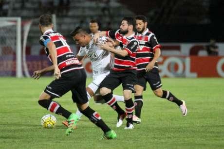 12ª rodada - Santa Cruz 0 x 2 Ponte Preta