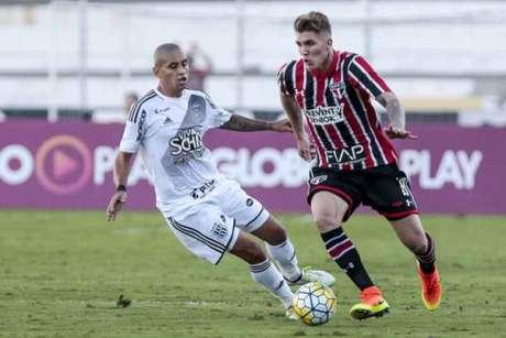 13ª rodada - Ponte Preta 1 x 0 São Paulo