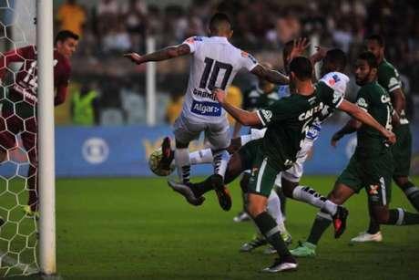 13ª rodada - Santos 3 x 0 Chapecoense