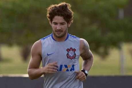 Último jogo de Pato pelo Corinthians foi 2 de fevereiro de 2014