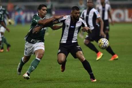 14ª rodada - Palmeiras 1 x 1 Santos