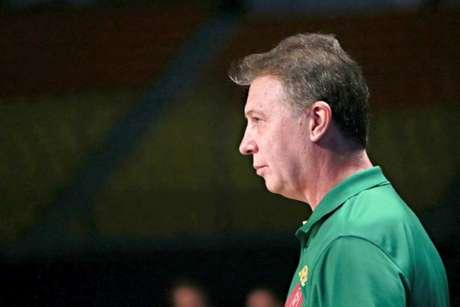 O técnico foi campeão Pan-Americano em 2015