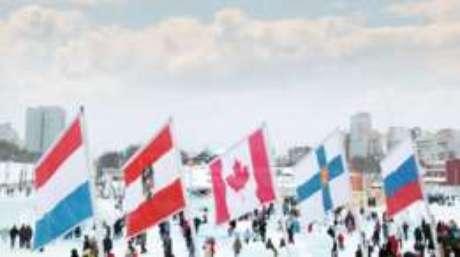 Esquema teria favorecido atletas nos Jogos de Inverno em Sochi, na Rússia