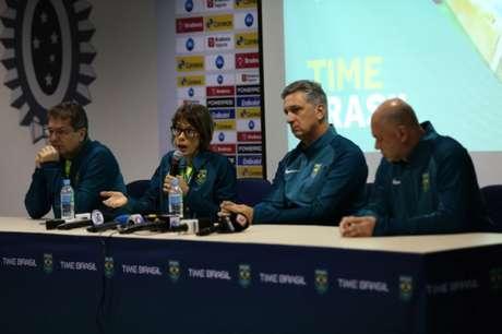 Coletiva de Imprensa - Especial Jogos Olimpicos Rio 2016