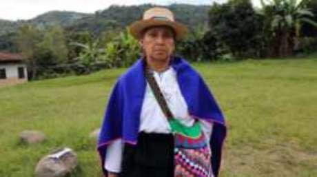 Blanca Lucila Andrade revelou que os Nasa ainda praticam a mutilação.