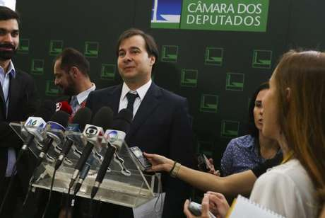 Rodrigo Maia, em entrevista, disse que pretende garantir quórum para as votações na Câmara no período antes das eleições municipais de outubro