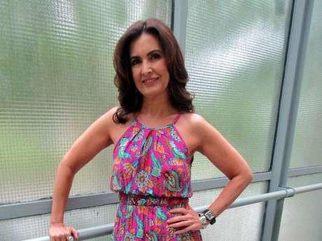 Globo nega internação de Fátima Bernardes por botox