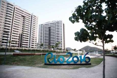 Vila Olímpica (Foto: AFP)