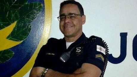 """Marcos de Moraes: """"sempre queria ser o mocinho nas brincadeiras de polícia e bandido"""""""