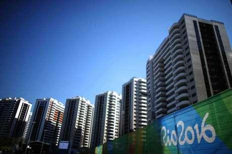 Vila Olímpica está operacional, segundo a Rio-2016 (Foto: Roberto Castro/ME/Brasil2016)
