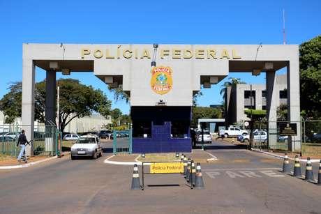 Sede da Polícia Federal de Brasília
