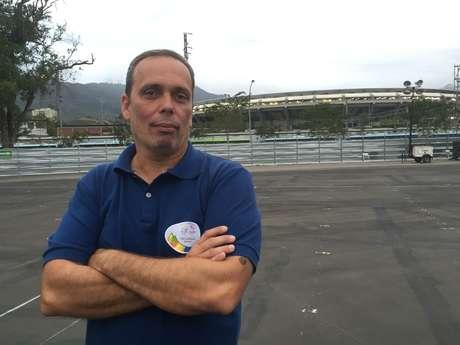 """Abertura """"carioca e brasileira"""" aposta na """"criatividade e improviso"""", diz diretor de cerimônias da Rio-16, Leonardo Caetano"""