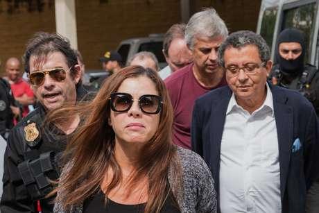 Monica Moura e João Santana