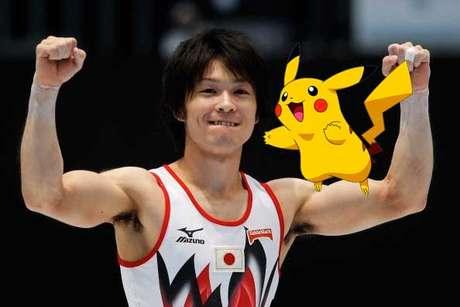 Gimnasta japonés gastó $5 mil jugando Pokémon Go en Río 2016