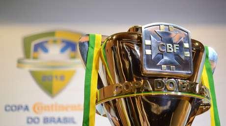 A Copa do Brasil contou com 91 participantes e 120 partidas no decorrer do ano